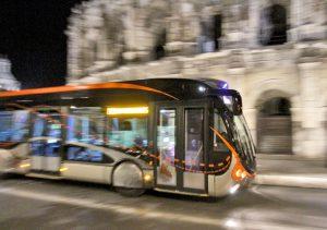 Estudos de Viabilização de Ônibus Elétricos