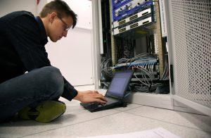 Infraestrutura Digital Rede de alta velocidade