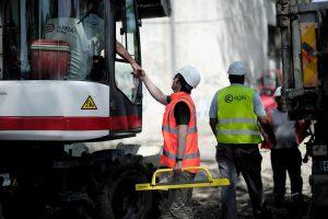 Operação Automática de VLT em Túnel