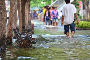 Sistema de Controle de Inundações